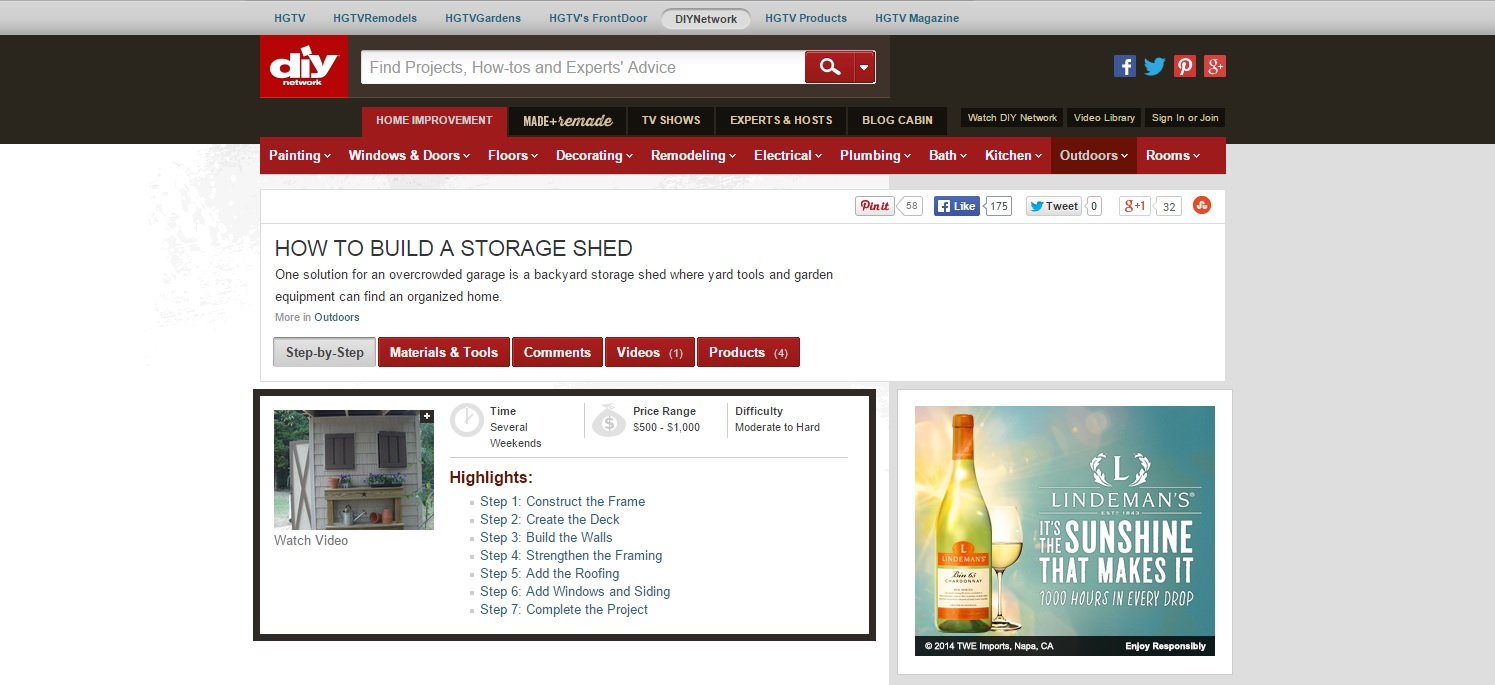 best plans on how to build a shed easily how to build a storage shed by diy network