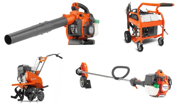 blowers & ground care products