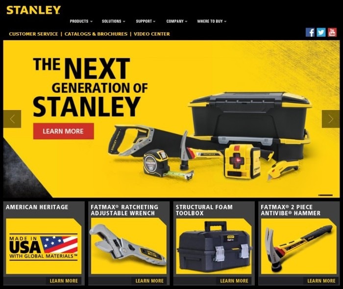 Stanley Tools For Handyman