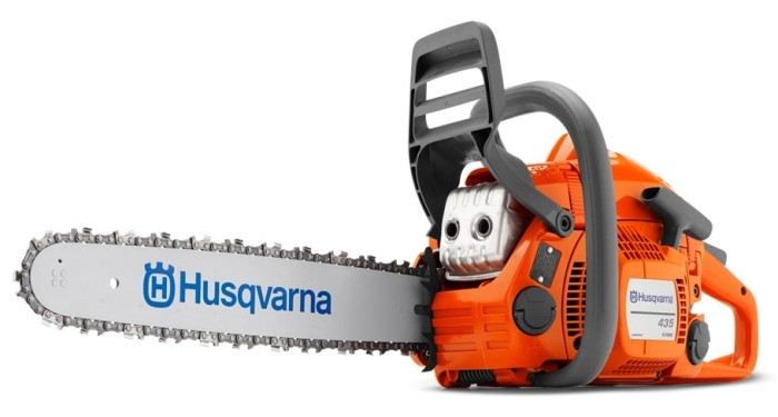 The Husqvarna 435 Chainsaw Model