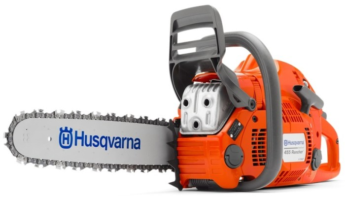The Husqvarna 455 Rancher Chainsaw